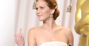 You probably thought you were going to see Jennifer Lawrence's breasts in this article, didn't you?