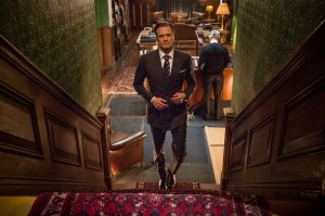 Colin Firth is as bespoke as his suits in 'Kingsman: The Secret Service'